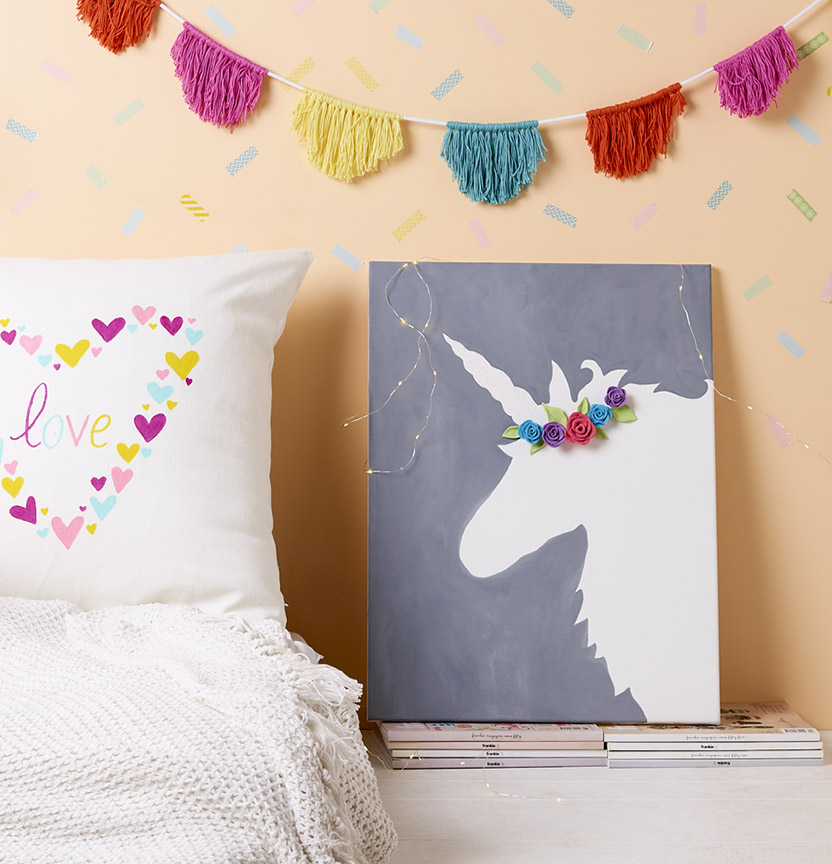 Unicorn Painting Project