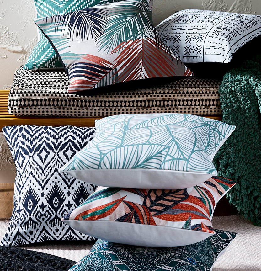 Urban Sanctuary Cushions Project