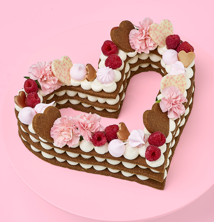 Valentines Day Cake Project