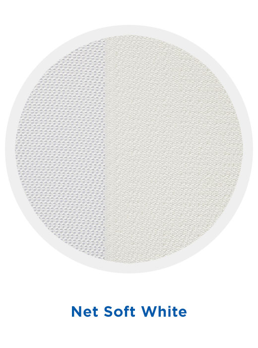 Veri Shades - Net Soft White