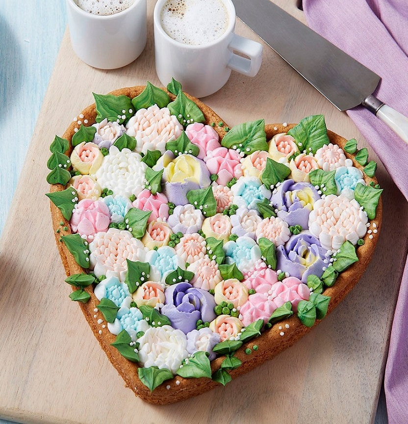 Wilton Mother's Day Cake Project
