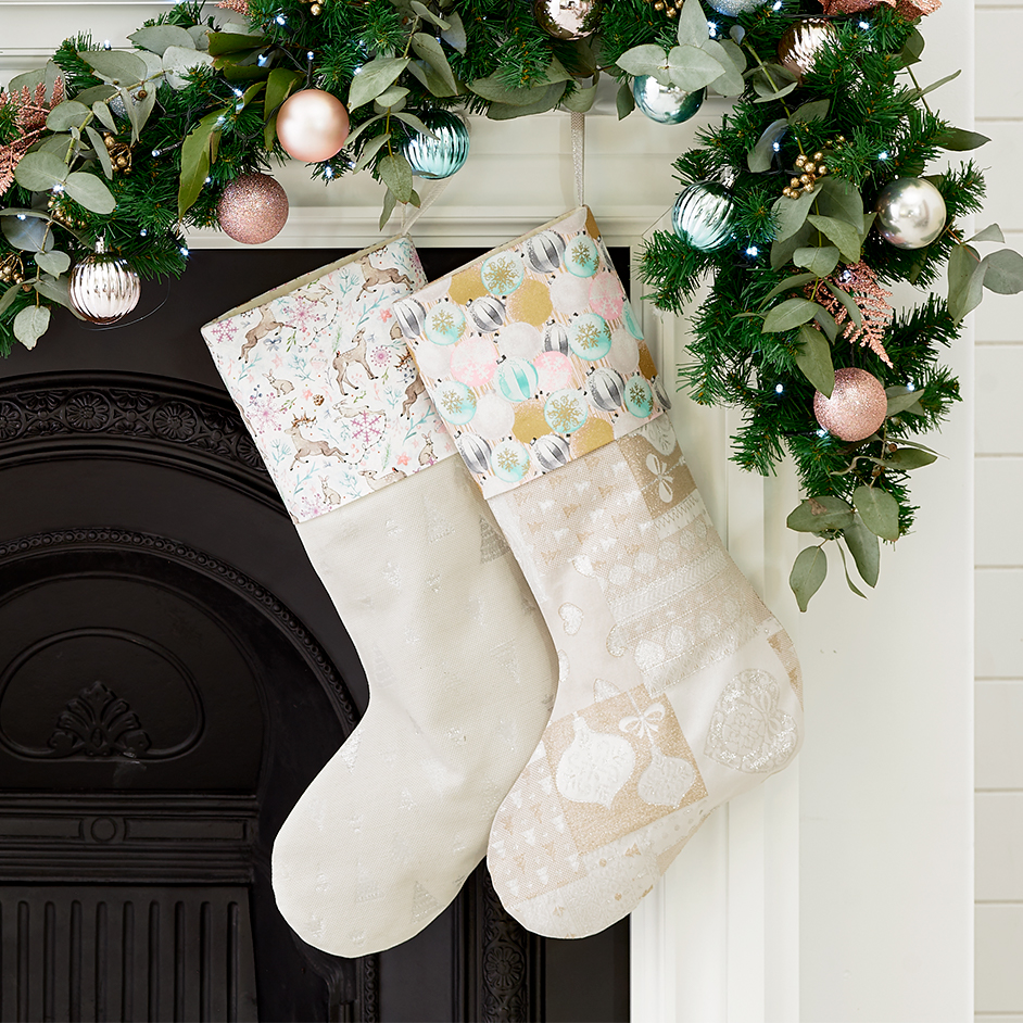 Wonderland Stockings Project