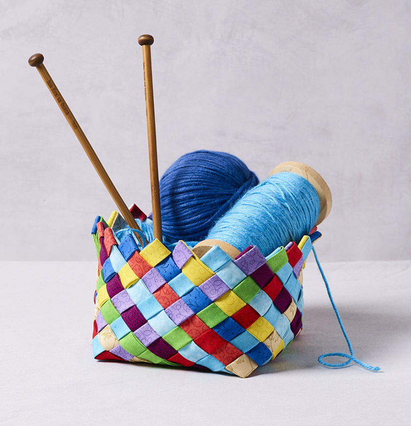 Woven Bucket Project
